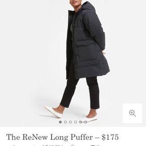 ISO THE RENEW LONG PUFFER EVERLANE
